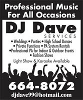 DJDave's Music Services