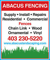 Chain Link Fence, Vinyl Fences, Ornamental & Wood Fencing