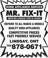 Mr. Fix-It In Home Appliance Service