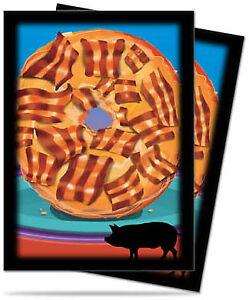 Legion Supplies Legion Art Card Supplies STANDARD Card Sleeves Bacon 50 Sleeves