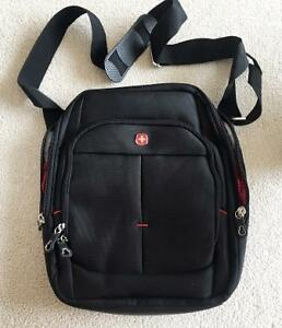 Brand New Swiss Gear Tablet Bag, Black, Reg 39.99   12 inches x