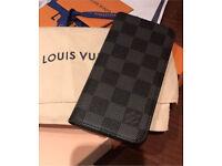 Genuine iPhone 7 Louis Vuitton Damier Folio