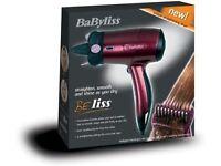 Babyliss BEliss 1750W Unique Straightening Hair Dryer