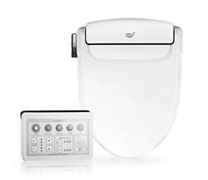 Izen 1 advanced smart / bidet toilet seat white