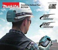 Fan Makita pour casque