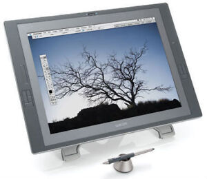WACOM CINTIQ 21UX Interactive Pen Display PC Tablet