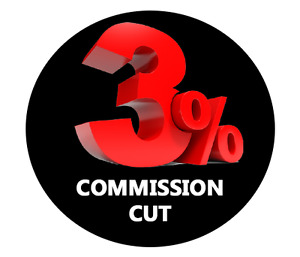 List your home for 3% Total Payable Commission!