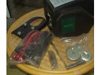 12 volt DC electric Winch pre-owned but not used