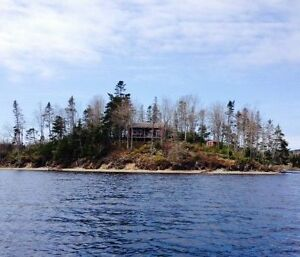 Private Island with Cottage!!