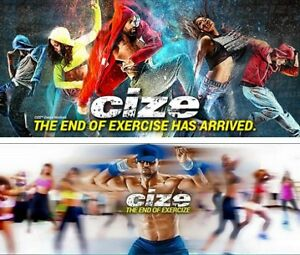 "Shaun T's ""CIZE"" Dance Workout Fitness"