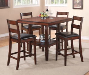 PUB HEIGHT DINING SET SALE FROM $288