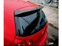 Golf Mk5 Splitter & Spoiler Extension