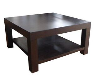 Table Basse Hometrends Parsons Coffee Table