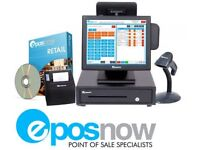 EPOS NOW Retail Complete System for Small Business