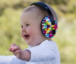 Banz Mini Earmuffs - NEW for children 3 months+