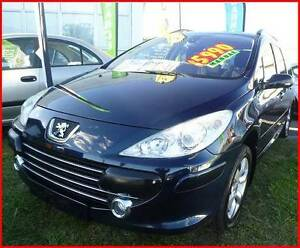 2005 Peugeot 307 Wagon Woodend Ipswich City Preview