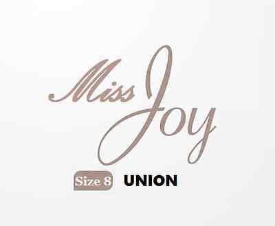 Miss Joy Size 8 Union