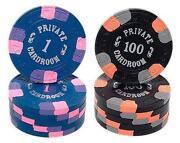 Paulson Poker Chips