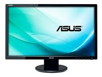 ASUS VE247H 24 inch - UNUSED, Like brand new - Full HD LED Widescreen Monitor (HDMI)