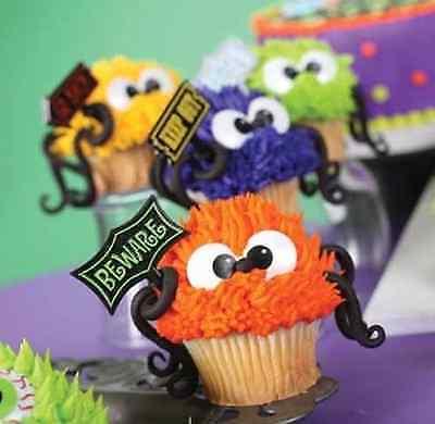 Monster Cupcake Kit on eBay