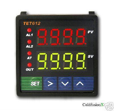 Dual Digital Fc Pid Temperature Control Controller