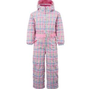 Spyder girls harness ski suit size 3-4 or a small 5 year old Beacon Hill Manly Area Preview