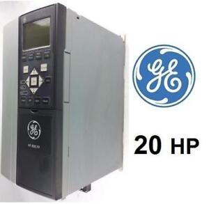 NEW GE CONTROL DRIVE 400V - 126787545 - AF-650 GP GENERAL ELECTRIC BUSWAY 32 - 37.5 Amp, 3 Phase, 20 hp