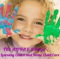 400 OPENINGS AVAILABLE!!! The Alpha & Omega Home Child Care