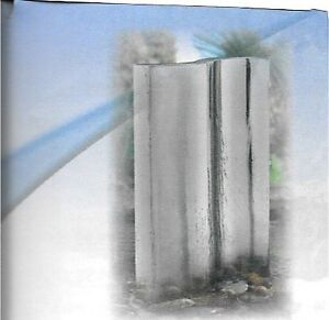 Stainless Steel Water Feature - Niagara