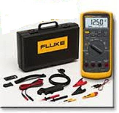 Fluke 88V/A Automotive Multimeter Combo Kit  on Rummage