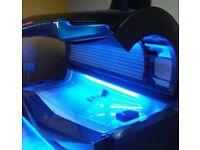 Ergoline 600 Avantgarde Turbo Power Laydown SUNBED Tanning