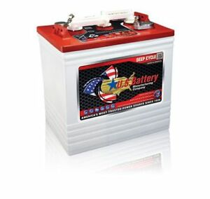 New GOLF CART batteries! U.S Battery 2200!