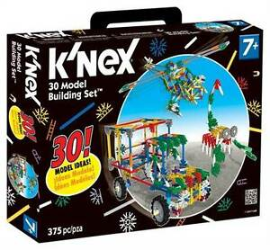 NEW: K'Nex KNEX CLASSICS 30 Model OR K'nexosaurus Building Set