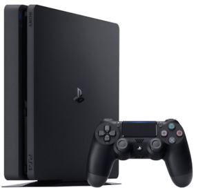 PlayStation 4 PS4 Slim 1TB 1 TB Like New (GAME NOT INCLUDED)