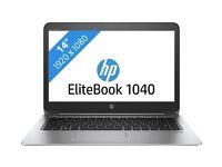 HP 1040 g1 i5-4300u 1.9ghz 256ssd