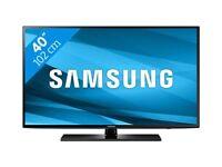 "Samsung 40"" Full HD Smart TV Wi-Fi Black LED TV"