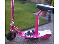 RAZER SCOOTER perfect condition not long new cost £159 will except £75.