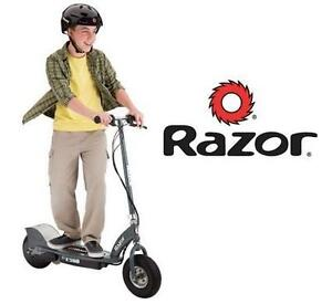 USED* RAZOR ELECTRIC SCOOTER - 114634854 - GRAY
