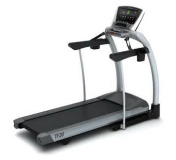 VISION TF20 FOLDABLE TREADMILL WITH TOUCH SCREEN