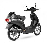 Ecoped Pulse Electric scooter bike grey
