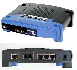 Unlocked Linksys and Sipura VoIP router