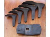 antique shoe repairing equipment