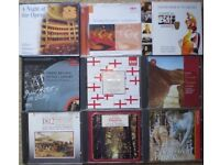 80+ 'Classical' & Other CDs - All In Ex Condition. What You See + Many Others £10 THE LOT!!!