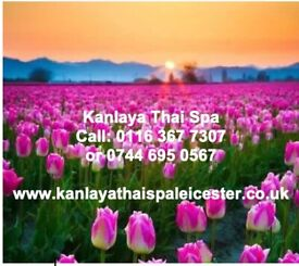 Kanlaya Thai Spa Leicester - Call to book your appointment today