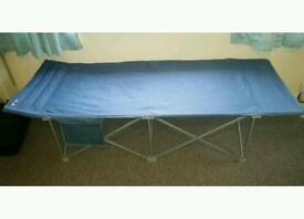 Hi - Gear Fold up camp bed