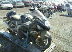 Buying scrap /barn fined/ unwanted motorcycles