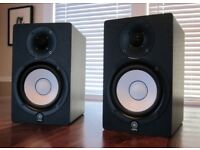 Yamaha HS50M Studio Monitors