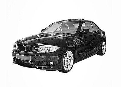 Passgenaue Tönungsfolie BMW 1ER F20 5-Türer ab Bj.2011 Scheibenfolie PHANTOM95
