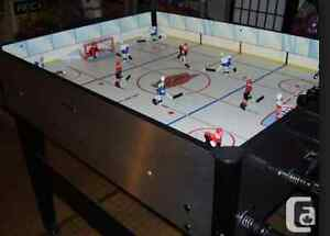 Game Craft hockey table for sal