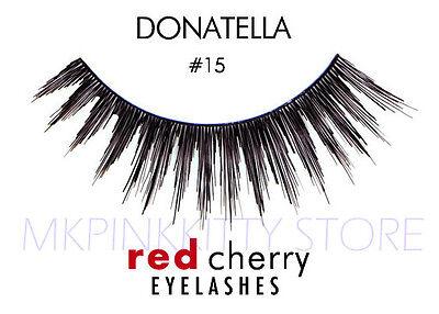 Red Cherry Lashes #15 False Eyelashes * NEW*